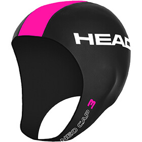 Head Neo Casquette, black-pink